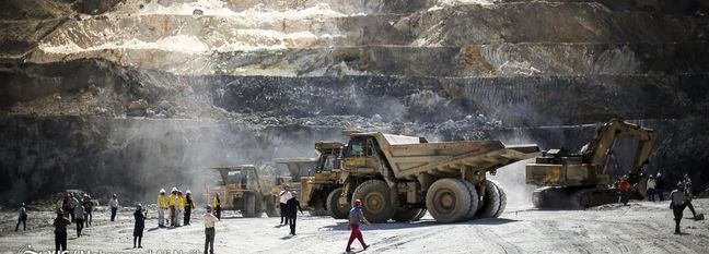 Iran Mineral Trade Surplus at $4.4b Over 10 Months