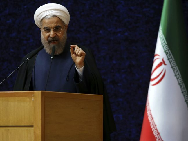 Nobody can meddle in independent Iran: President Rouhani