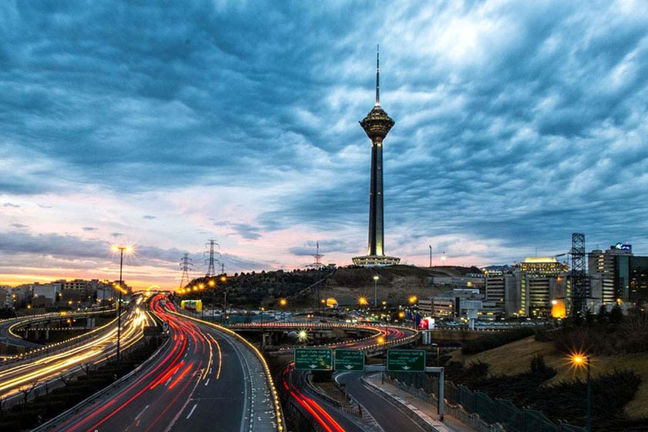 Tehran's Global Cities Index Improves by 4 Notches