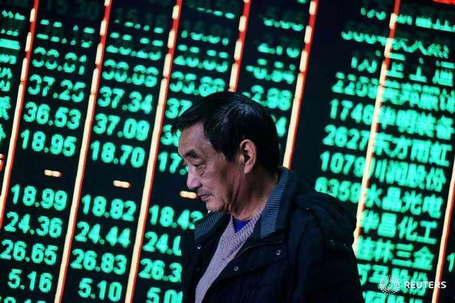 Shares get China stimulus boost, bonds show the strain