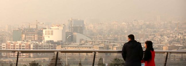 Tehran 23rd Most Polluted Capital