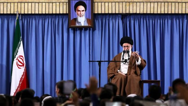 Calm, secure Iran preparing for polls: Ayatollah Khamenei