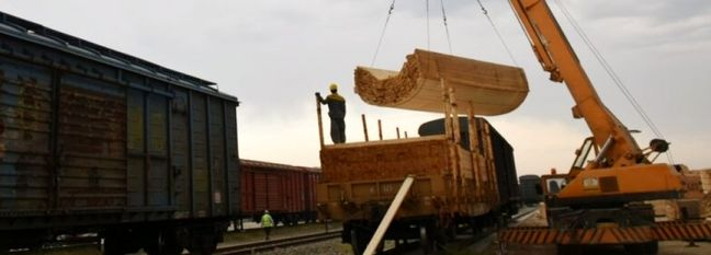 178% Rise in Exports Though Astara Rail Terminal