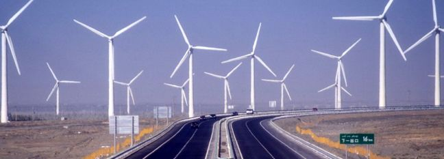 China Taking Worldwide Lead in Wind Power