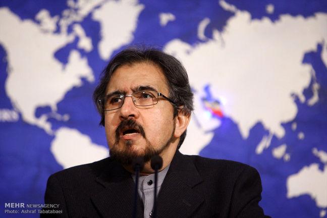 Iran condemns US air attacks on Syrian convoy