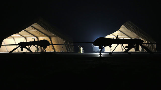 Trump gives CIA authority to conduct drone strikes: WSJ