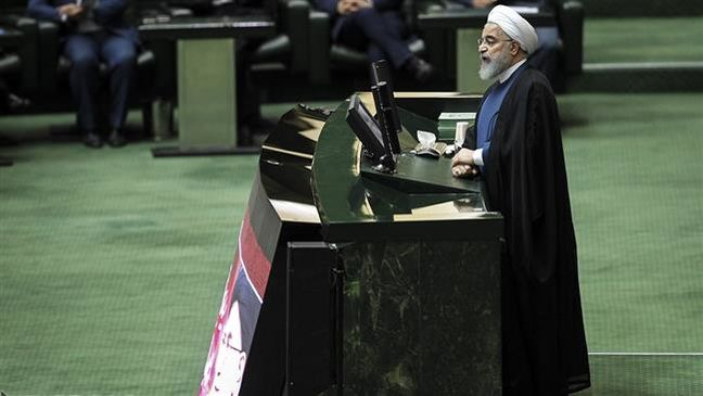 US calls 'ridiculous', Iran to build missiles: Rouhani