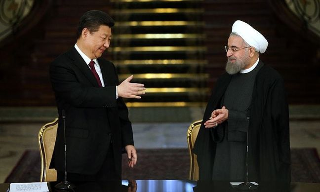 Iran's Exports to China on Exponential Growth Path