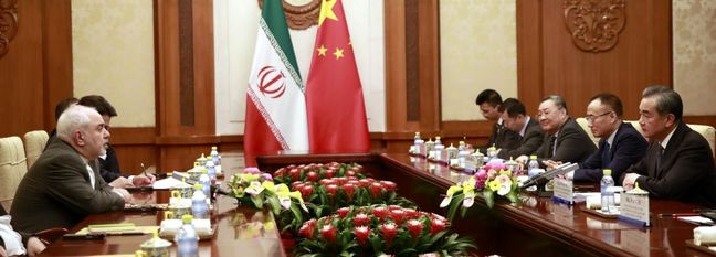 Iran Presents 25-Year Roadmap for Strategic Ties With China