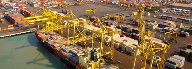 Iranian Ports Capacity to Top 260 Million Tons by March 2021