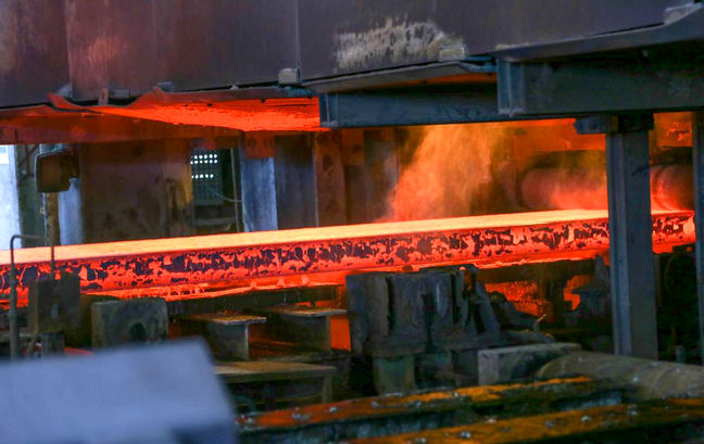 Iran 10-Month Steel Output Exceeds 34m Tons
