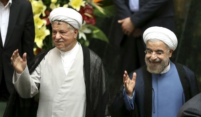Rouhani: Moderation is Ayat. Rafsanjani's legacy