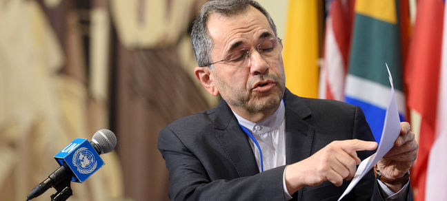 No Intention to Quit JCPOA Despite Nuclear Rollbacks