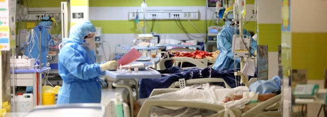 Iran's Daily Virus Cases Hit 10-Day High