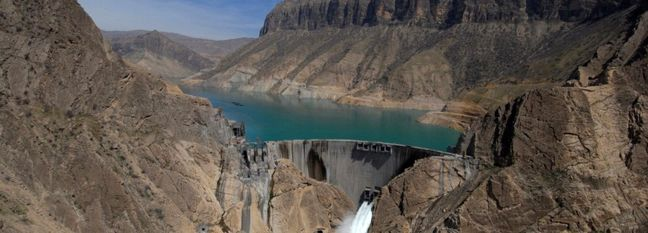 Iran Dams Are Emptying, Again