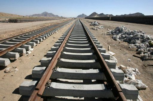 Iranian Gov't Earmarks $462m for Rail Expansion