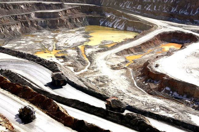 Iran Finalizing €2b of Foreign Investment in Mining Projects