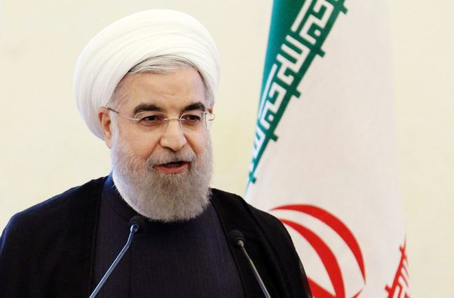 Rouhani Calls for Action to Consume Less Water