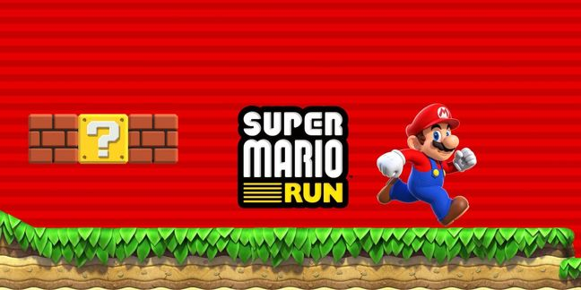 Nintendo Tumbles After Super Mario Run Draws Tepid Reviews