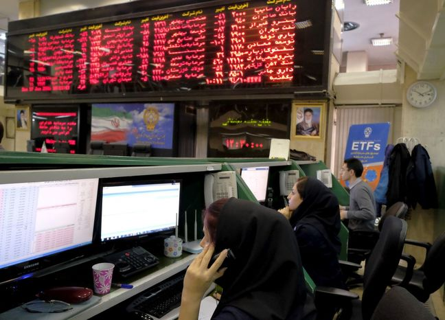 Stocks Hold Breath in Runup to Iran Presidential Poll
