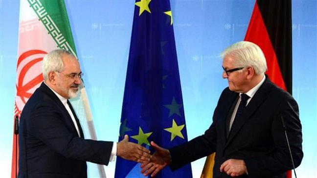 Zarif congratulates German president-elect Steinmeier