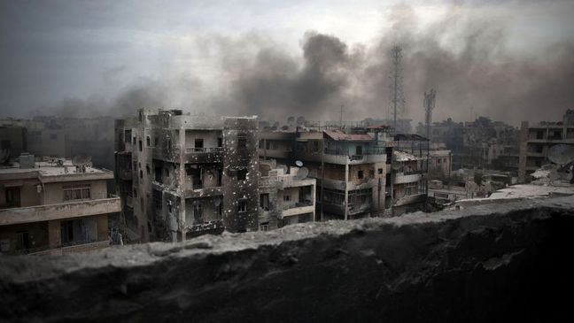 Both sides in Aleppo committed war crimes; Syria bombed convoy : U.N.