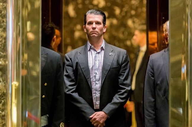 Trump Jr. Escalates Twitter War Against Probe and Father's Foes