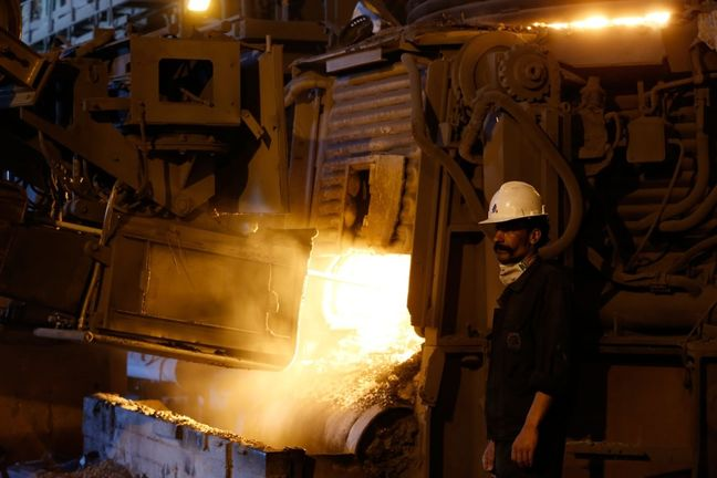 Iran Steel Output Up 27.6 Percent