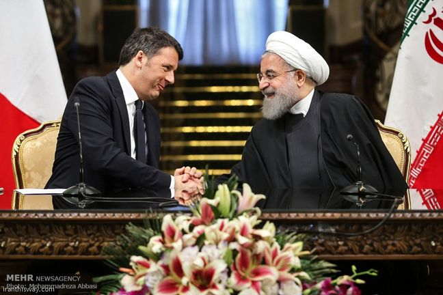 Italy Tops Iran's Trade Partners in Europe