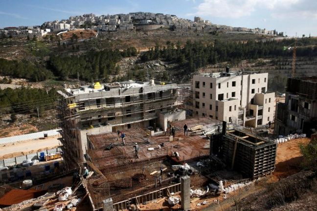 Israel plans more than 2,500 new settler homes to start Trump era