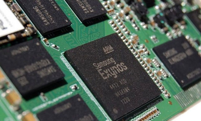 Samsung Plans $18 Billion of New Investments in Chip Production
