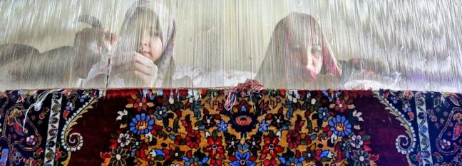80% of Iran's Hand-Woven Carpets Exported