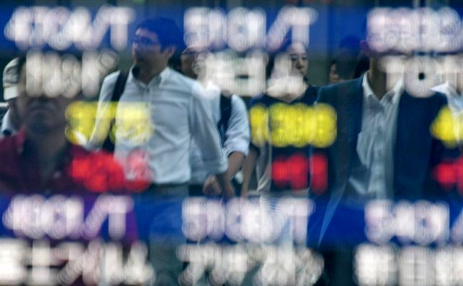 Stocks Gain With Commodities on Economic Data as Pound Rallies