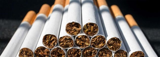 Cigarette Output Up, Smuggling Down