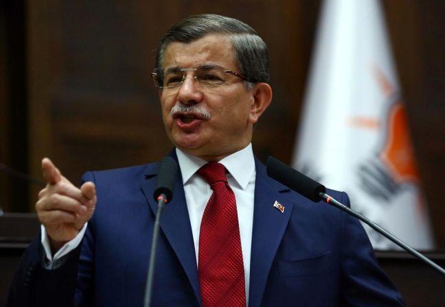 Former Turkish PM Davutoglu Quits Erdogan's Ruling AK Party