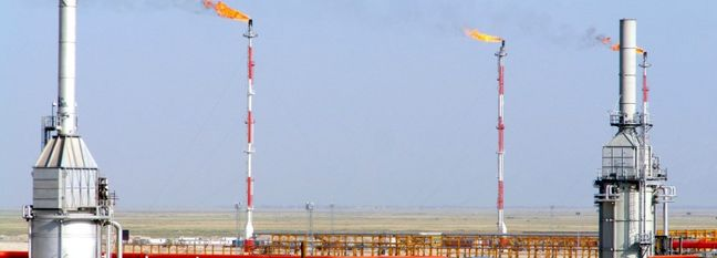 Iran's NISOC Signs Contracts to Cut Flaring