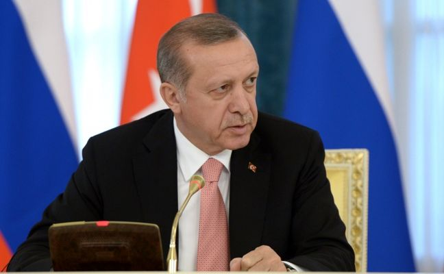 Erdogan Seeks to Join Forces With Trump Against IS in Syria