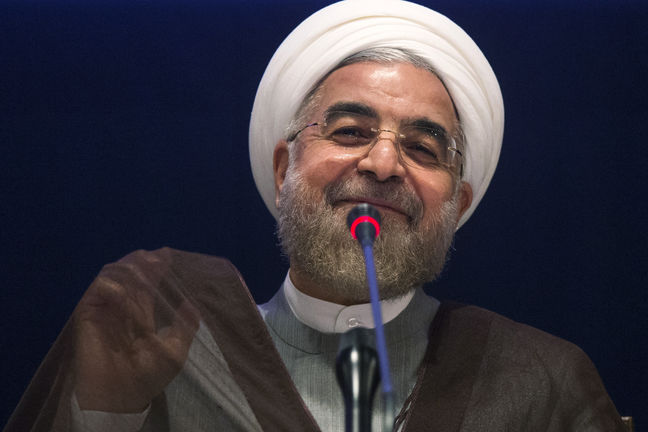 What Rouhani did at the first 3 years in power
