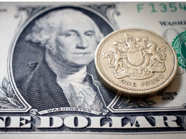 Treasuries Extend Slide With Gold; Pound Rallies
