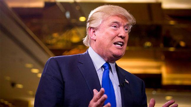 Trump Deflects Blame for U.K.'s Anger Over Spying Allegation