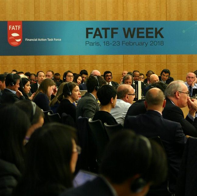 Continued Action to Improve Iran's Situation With FATF