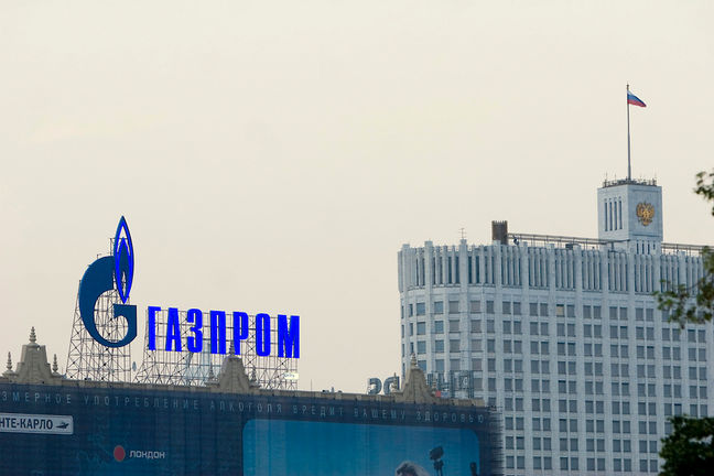 Russian Gazprom eyes Iranian LNG, Turkish stream