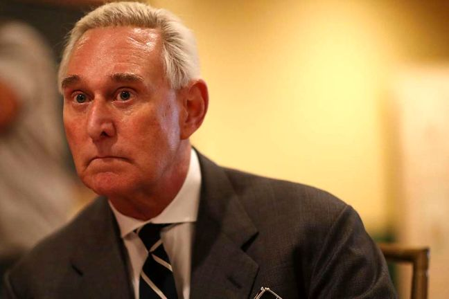 Trump ally Roger Stone arrested for lying to U.S. Congress
