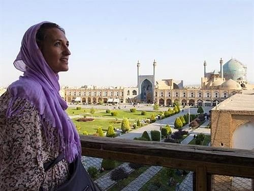 Number of foreign tourists visiting Iran doubled