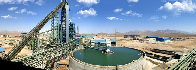 Iran Steel Plants Taking Measures to Reduce Water Consumption