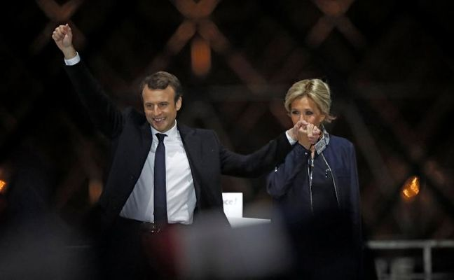 Macron wins French presidency, to sighs of relief in Europe