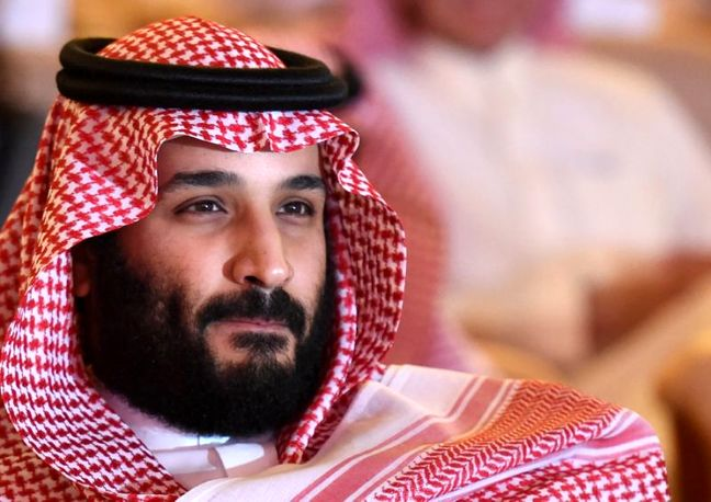 Saudi Crown Prince Tells Investors He's Taking On Extremists