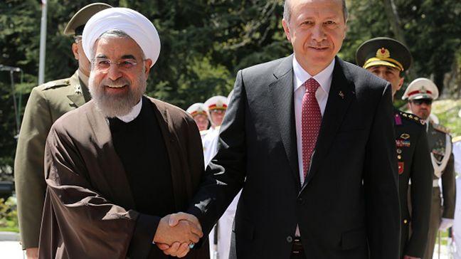 Iran, Turkey Target 1m Tons in Rail Cargo Transit