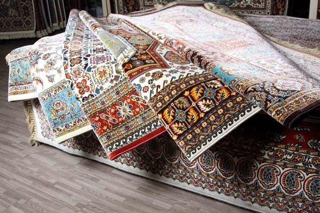 Persian Carpet Reemerging