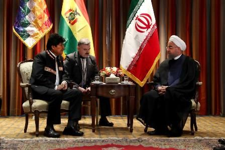 Rouhani: Iran welcoming boosting ties with Latin American states